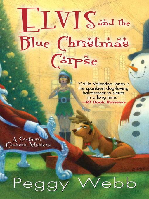 Blue Christmas Corpse